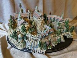Weta Rivendell Environment Statue Lord of the Rings LOTR