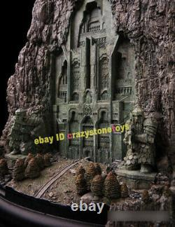 Weta The Hobbit Front Gate to Erebor The Lord Of The Rings Collection Model