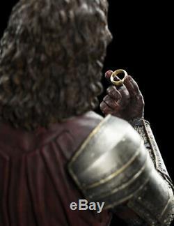Weta Workshop Lord of the Rings LOTR Isildur Statue #535/750 SEALED LAST ONE